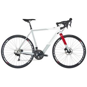 ORBEA Gain D30 Bici da corsa elettrica grigio/bianco